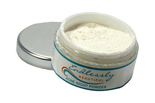 Natural Vegan Acne Treatment for Sensitive Skin | Organic Drying Lotion | Night...