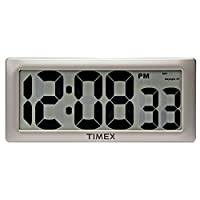 """Timex 75071TA2 13.5"""" Large Digital ..."""