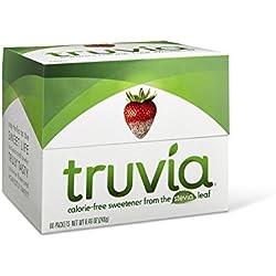 Truvia Natural Sweetener, 80 Packets