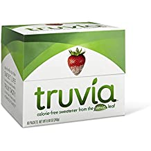 Truvia Natural Sweetener,0.10 oz, 80 Packets