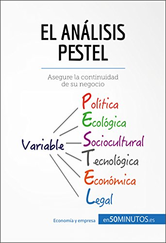 El análisis PESTEL: Asegure la continuidad de su negocio (Gestión y Marketing) (Spanish Edition)