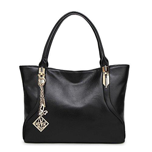 Sac NB Bag Mode à Occasionnel XZW Simple Sac Voyage Bandoulière Femmes Main Black à Bandoulière aFx5CWwq