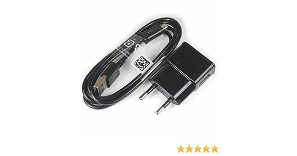 Theoutlettablet® Cargador de Pared USB con Cable Micro USB Wall ...