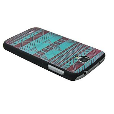 Pantapbuy @@Aztec Pattern Plastic Hard Protective Case for Samsung Galaxy S4 i9500