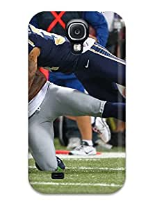 Seattleeahawks Case Compatible With Galaxy S4/ Hot Protection Case