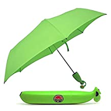 ASTRO Excellent Portable Banana Shape Folding Sun Rain Umbrella Anti-UV Ultralight for Kids