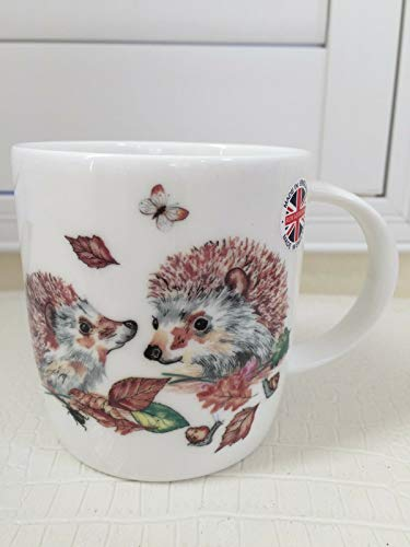 Roy Kirkham Designer Collection Mug Cup Fine Bone China Made in England Hedgehog