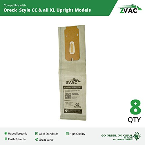 Generic Vacuum Bags For Oreck - 1