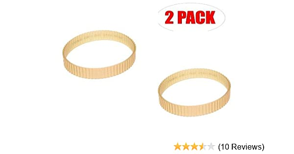 4 *NEW BELTS* for RYOBI Table Saw 66222 969207002 662329001 BT3000 ...