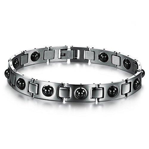 Magnetic Stainless Ghome Arthritis Bracelets
