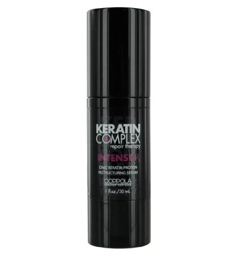 - KERATIN COMPLEX by Coppola REPAIR THERAPY INTENSE RX IONIC KERATIN PROTEIN RESTRUCTURING SERUM 1 OZ for UNISEX