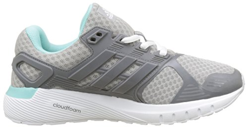 ... adidas Damen Duramo 8 W Laufschuhe Grau (Grey Two F17/grey Three F17/