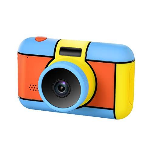 LARRY-X Mini cámara Digital para niños Antes y después de ...