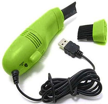 Mini USB Aspirador de Teclado Cepillo Colector de Polvo para ...
