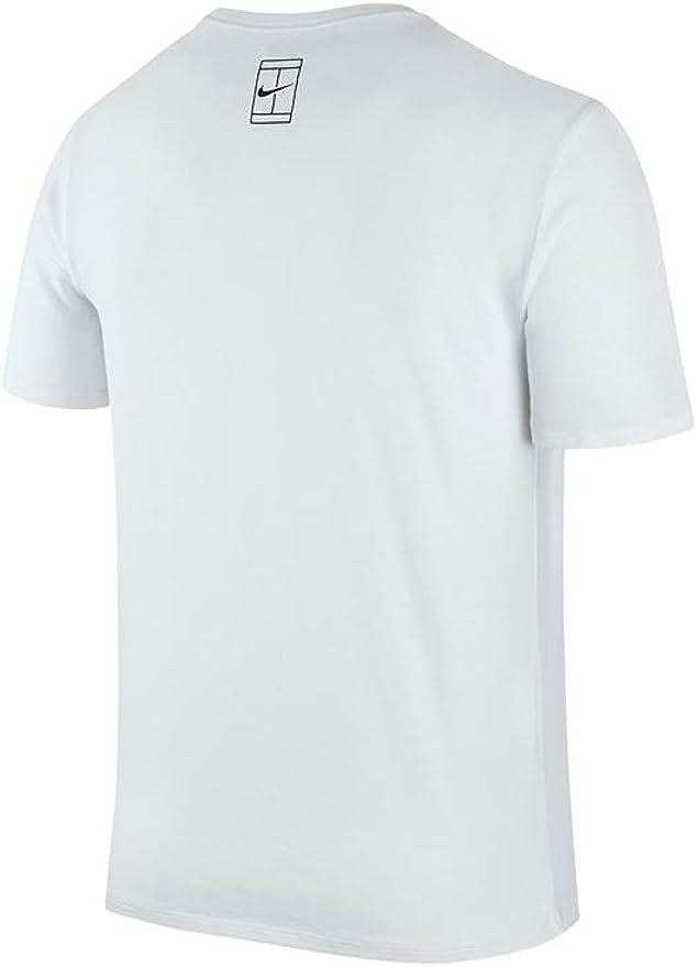 Desconocido Nike RF M Nkct tee Camiseta Línea Rafa Nadal, Hombre ...