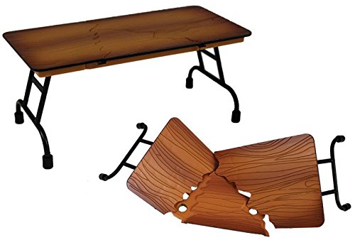 - Wrestling Ultimate Table (Wooden) - Ringside Collectibles Exclusive WWE Toy Action Figure Accessory
