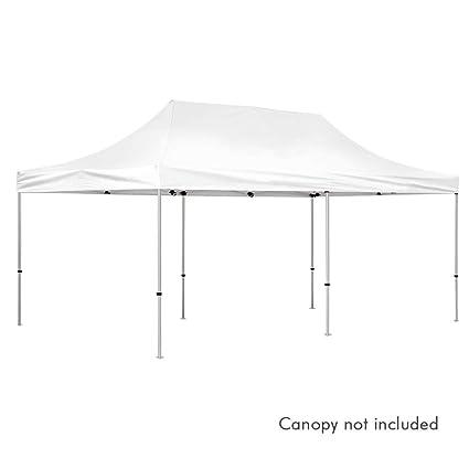 Amazon.com : Vispronet - 10x20 Commercial Grade Tent Frame - Silver ...