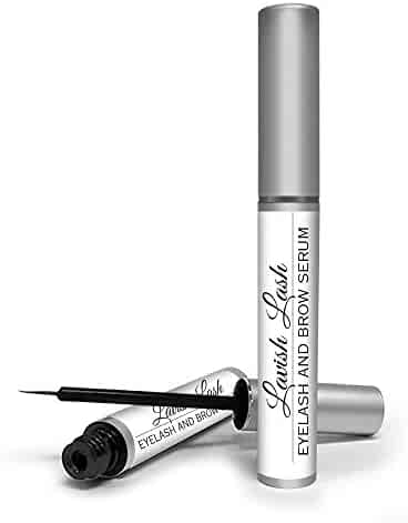 Hairgenics Lavish Lash – Eyelash Growth Enhancer & Brow Serum for Long, Luscious Lashes and Eyebrows.!