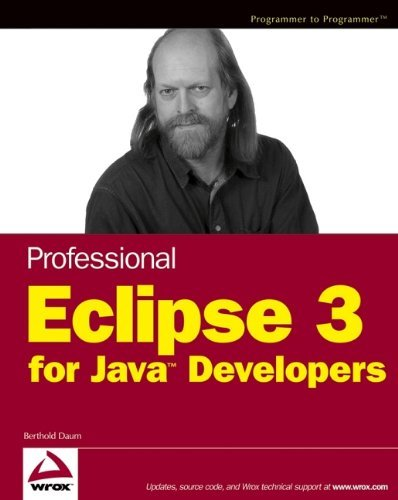 Download Professional Eclipse 3 for Java Developers (Wrox Professional Guides) Pdf