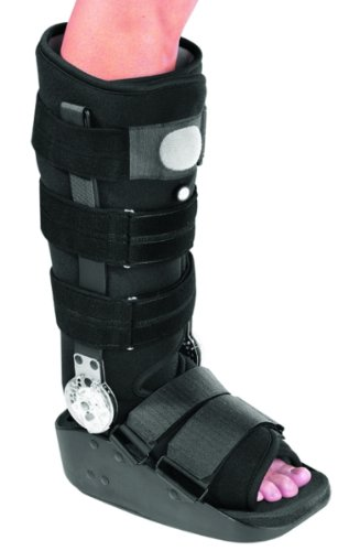 MaxTrax Air ROM Walker Cast Boot, Small by ProCare