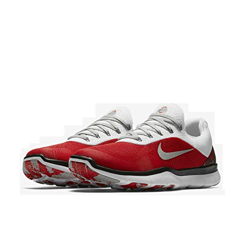 Nike Men's Free Trainer V7 Week Zero Ohio State Buckeyes Limited Ed. (Size: 14) AA0881-605