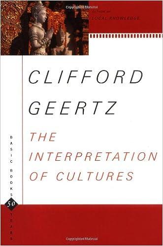 Geertz essays