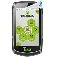 Teasi one³ - Outdoor-Ski & Snowboard Navigation/Navigationsgerät mit Bluetooth und Europakarte