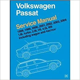Volkswagen passat service manual 1998 2004 including wagon and volkswagen passat service manual 1998 2004 including wagon and 4motion fandeluxe Image collections
