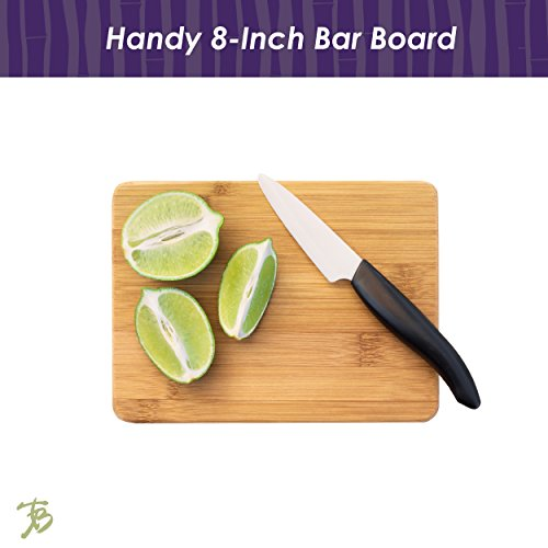 Totally Bamboo 3-Piece Bamboo Serving and Cutting Board Set by Totally Bamboo (Image #4)
