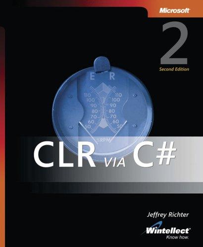clr via c# by jeffrey richter pdf