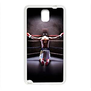 Lucky Boxing Pattern Custom Protective Hard Phone Cae For Samsung Galaxy Note3
