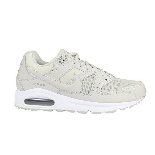 Nike 397690-018, Zapatillas de Trail Running para Niñas Blanco (Light Bone / Light Bone-White-Lt Iron Ore)