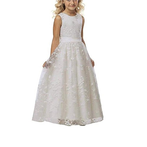 line Wedding Pageant Flower Dress product image