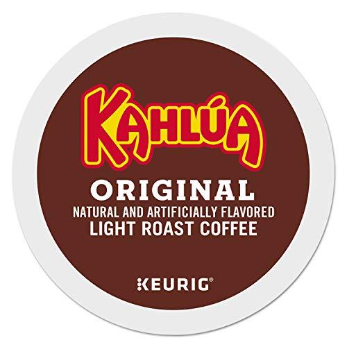 Kahlua Coffee, Single Serve K-Cup Pod, Flavored Coffee, 96 Count