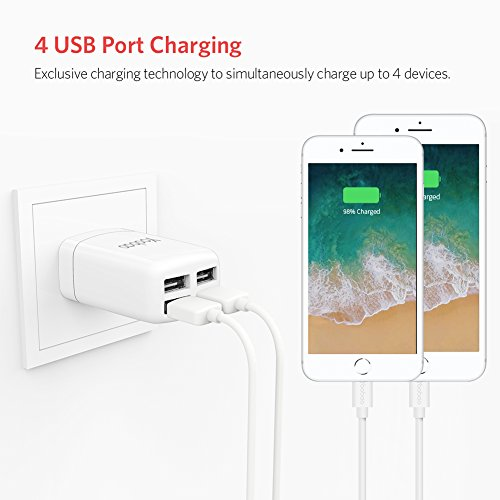 Buy 4 port usb charger