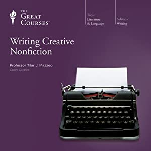 Writing Creative Nonfiction Lecture
