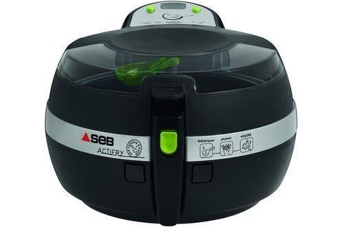 Freidora Seb al806200 Actifry Original 1 kg Negro: Amazon.es: Hogar
