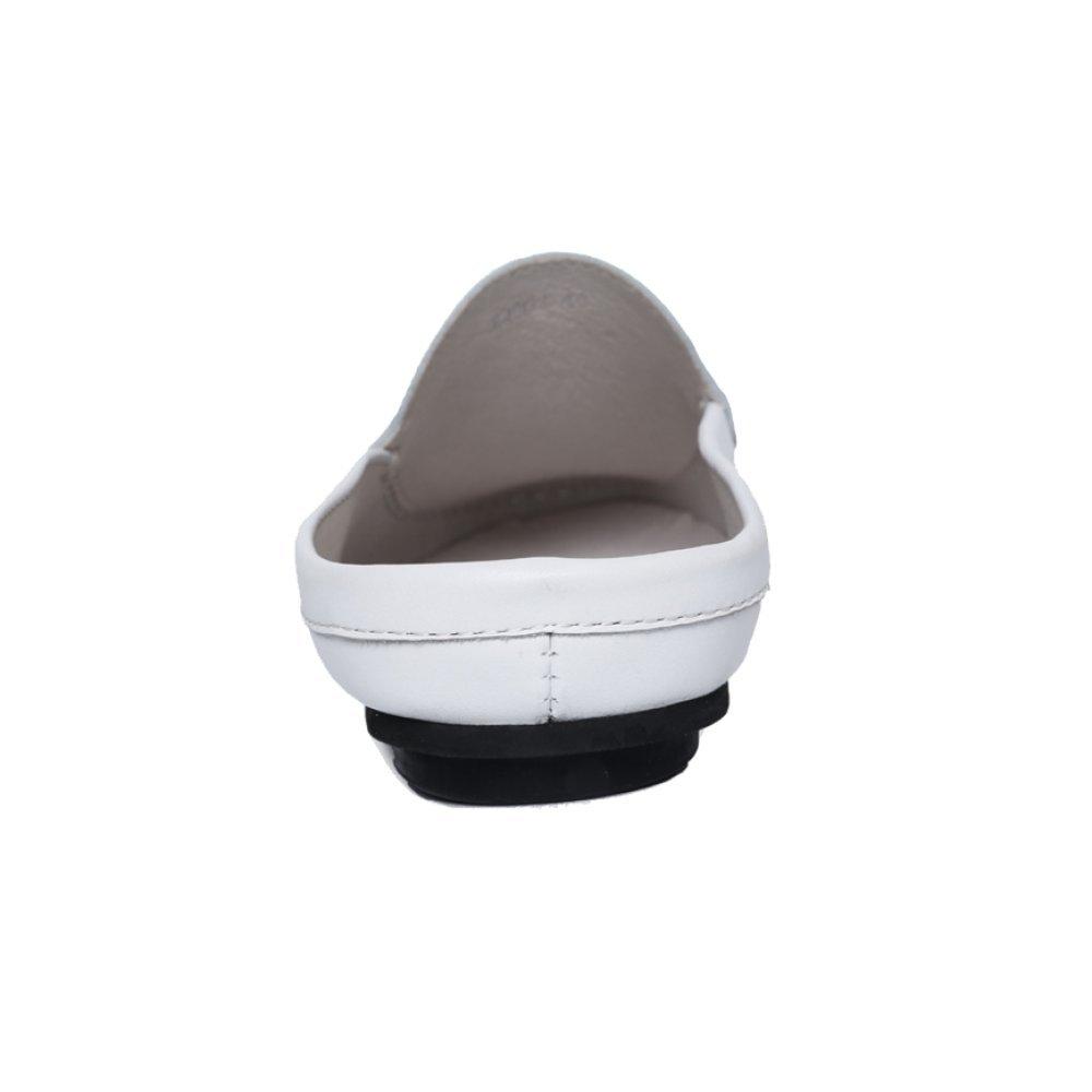 YCGCM Herrenschuhe Baotou Runder Kopf Flacher Boden Atmungsaktiv Atmungsaktiv Atmungsaktiv Sommer Lässig Bequem Leichtgewicht Stilvoll  139f87