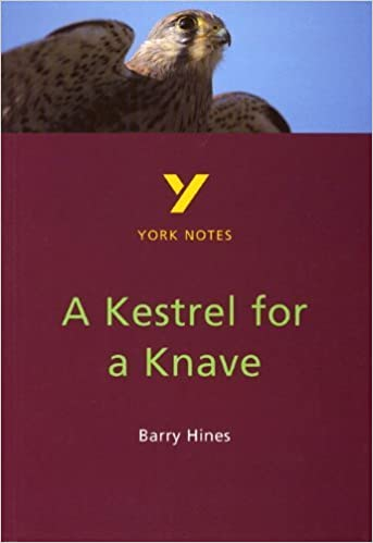 A Kestrel for a Knave (2nd Edition) (York Notes) by Chrissie Wright (1998-10-15)