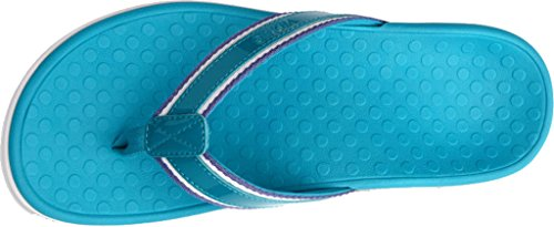 Vionic Womens Rest Islander Sport Synthetic Sandals Teal