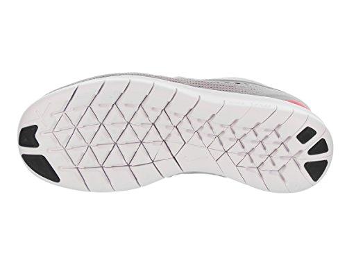 Laufschuhe Rn Gris Grey Wolf Silver white black Free Nike GS Metallic Damen IqxEHqB7