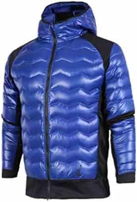afa78ffff75 NIKE M Jordan Performance Hybrid Down Jacket Mens Outerwear Jackets  807948-455 Size M