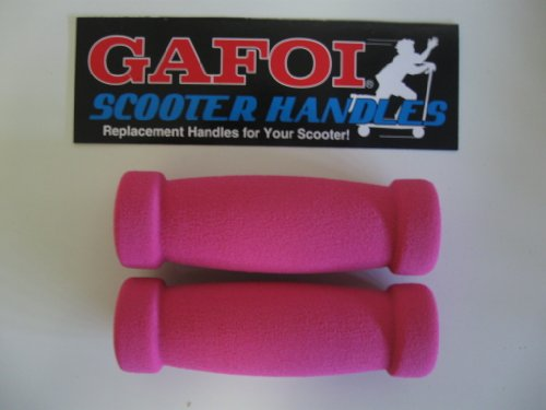 New Replacement Scooter Handle Grips for Razor Scooters (Pink) (Razor Scooter Replacement Grips)