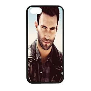 Custom Adam Levine New Laser Technology Back Cover Case for iPhone 5 5S CLT49