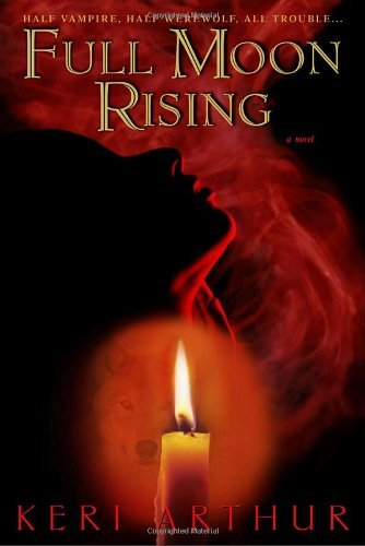 Full Moon Rising (Riley Jensen, Guardian, Book 1): A Riley Jenson Guardian Novel cover