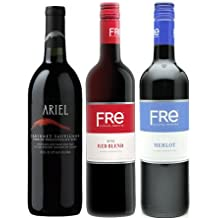 Non-alcoholic Red Wine Variety Pack