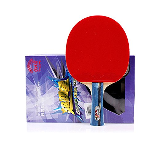 """729 Super Four Stars table tennis racket Professional Carbon Blade Good Combination of """"steadiness&fastness"""""""