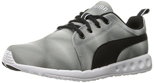 Puma Women's Carson Runner WN's Illusion Running Shoe, White Puma White/Puma Black