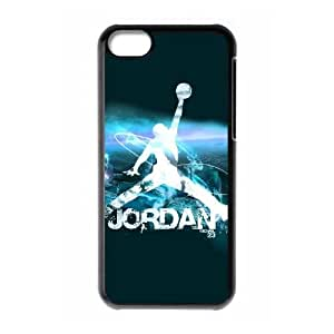 Personalized Durable Cases Oonqa Ipod Touch 6 Cell Phone Case Black Michael Jordan Protection Cover