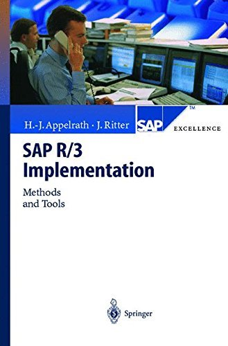 SAP R/3 Implementation: Methods and Tools (SAP Excellence) Pdf